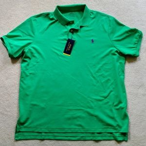 NWT Performance Polo by Ralph Lauren